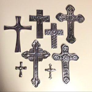 Set of 8 Crosses